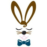 Free Easter Bunny cut files at www.freesvgdesigns.com. Our FREE downloads includes OTF, TTF, SVG, PNG and DXF files for personal cutting projects. Free vector / printable / free svg images for cricut