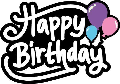 Free Svg Files Svg Png Dxf Eps Quote Happy Birthday