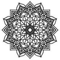 Free SVG Files - Mandala