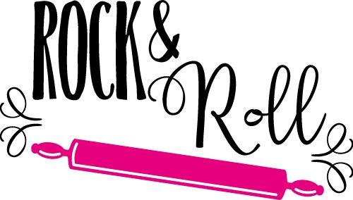 Rock & Roll SVG