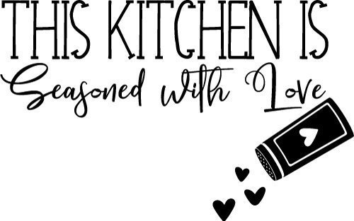 Download Free SVG Files   SVG, PNG, DXF, EPS   Kitche Quote