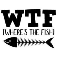 WTF Wheres The Fish SVG