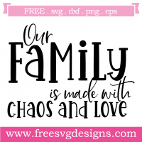 Download Free SVG Files   SVG, PNG, DXF, EPS   Quote Family Made ...