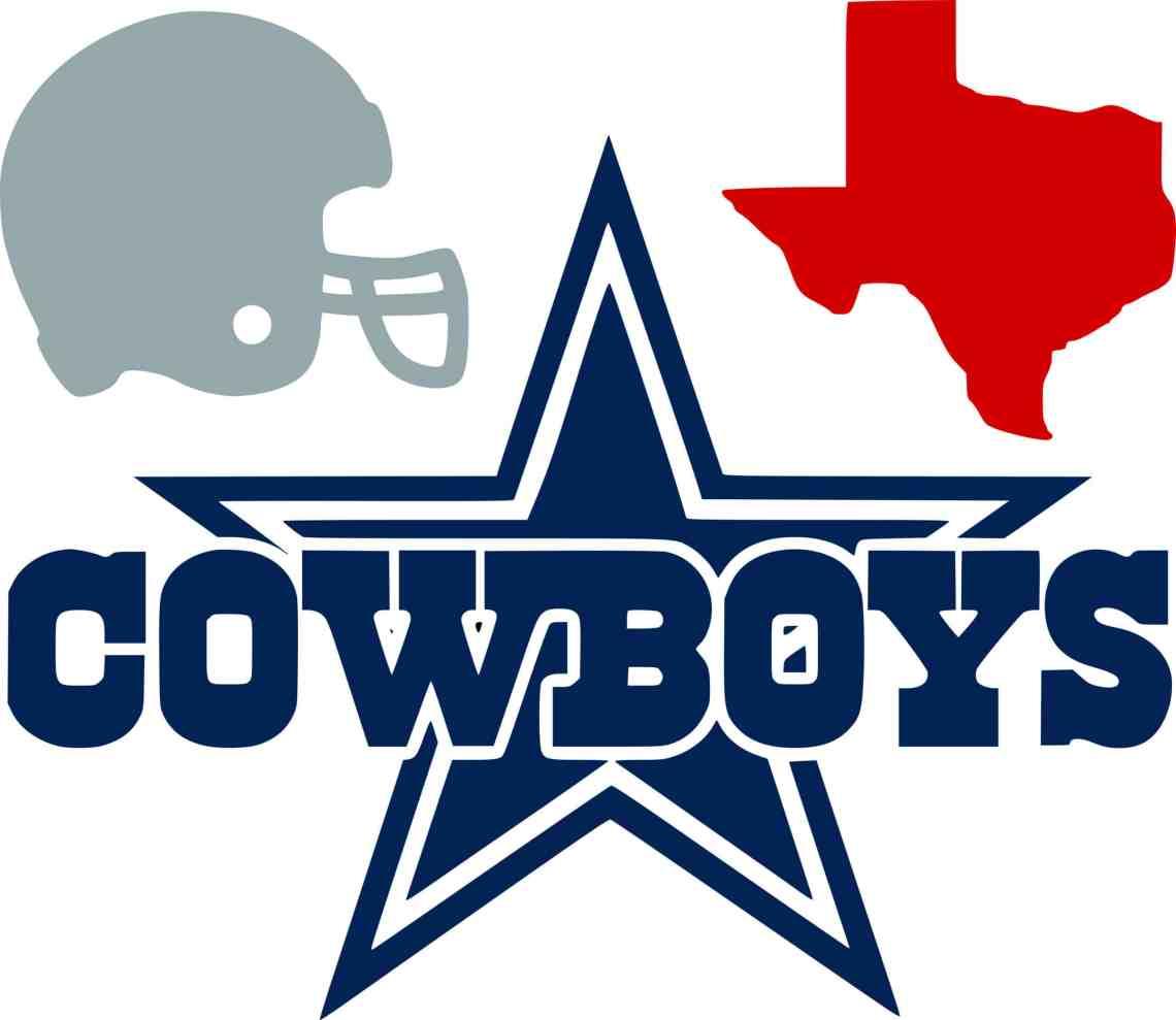 Download FREE Dallas Cowboys SVG File - Free SVG Files