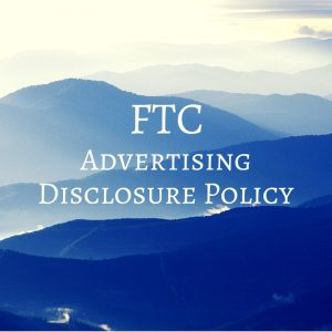 FTC Advertising Disclosure Policy