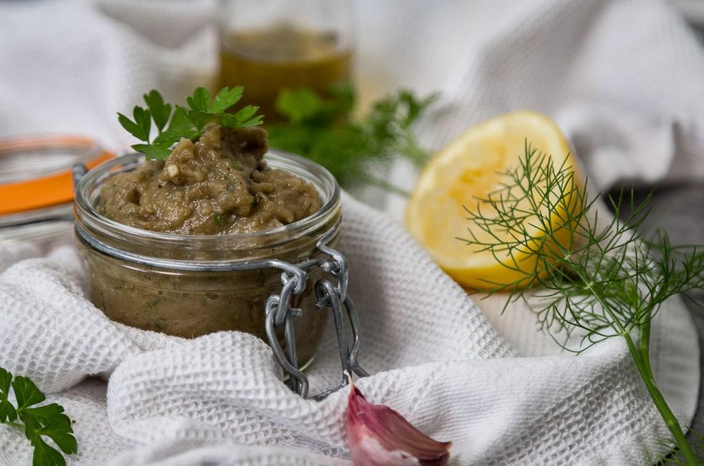 Caviar d'Aubergine (Vegan et Sans Gluten)