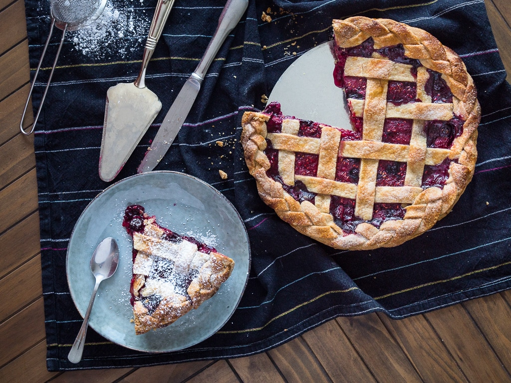 Pie aux Fruits Rouges