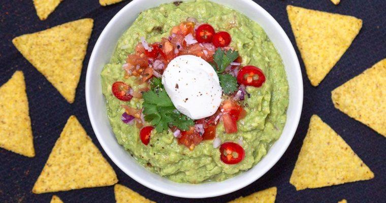 Guacamole à la Mexicaine