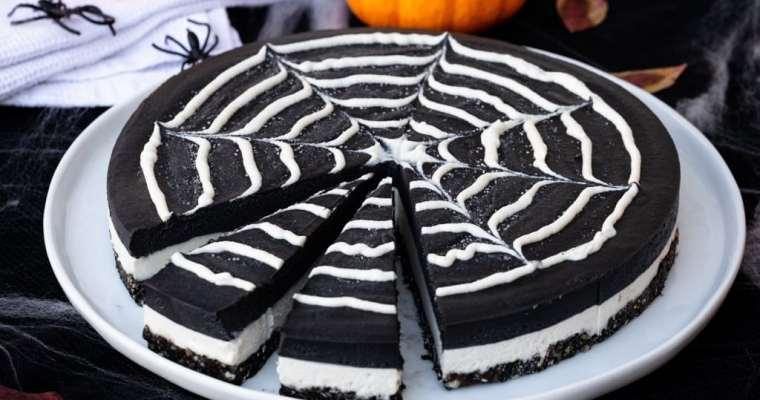 Cheesecake Double Chocolat Vegan et Sans Gluten