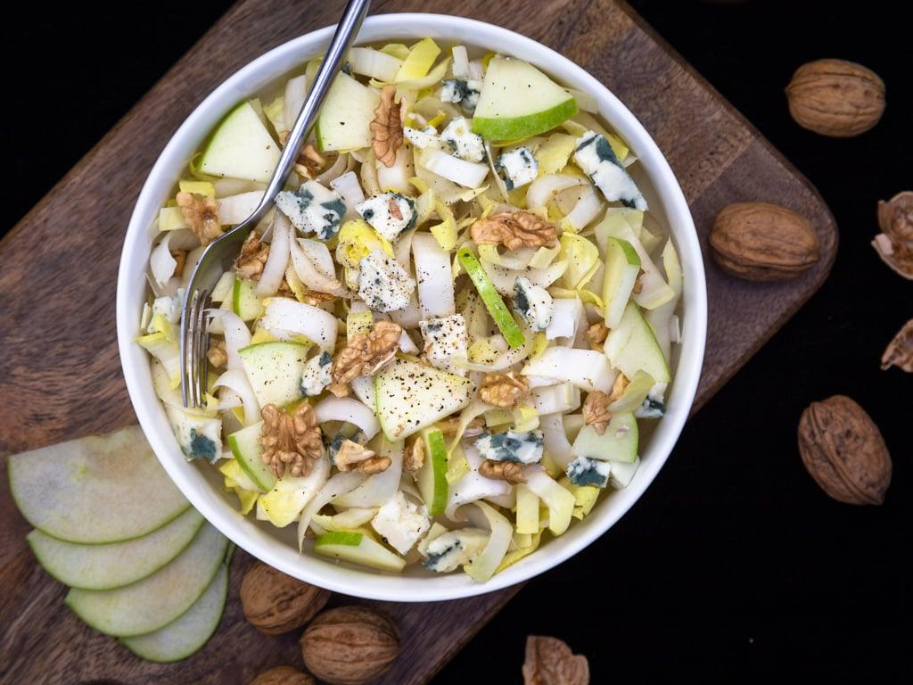 Salade Endives Roquefort