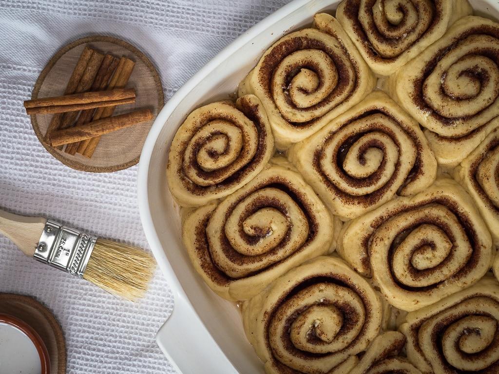 Une recette de cinnamon rolls à faire soi-même !