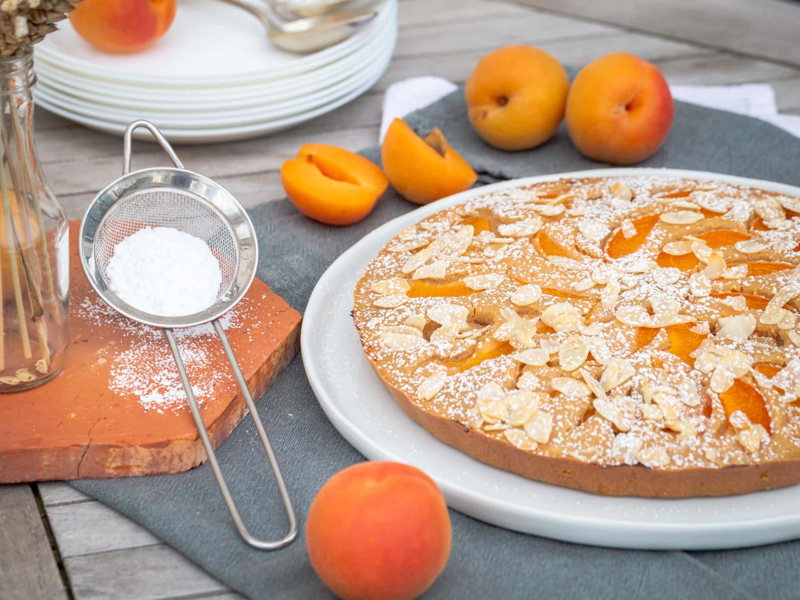 Moelleux Vegan aux Abricots
