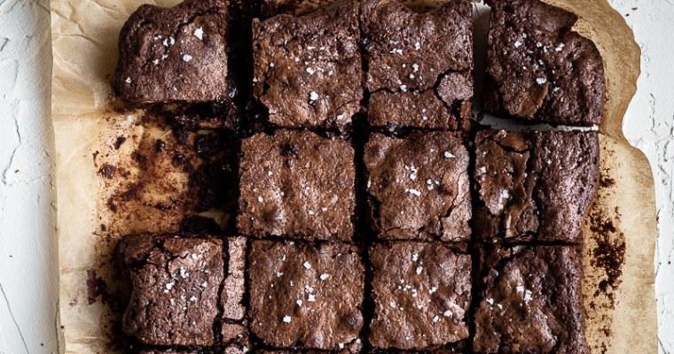 Brownies Noisettes
