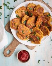 Voici ma recette de nuggets végétariens, à base de pois chiche. Idéale pour les petits et les grands !