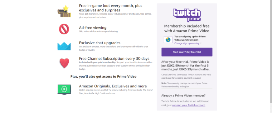 top-games-4u2: How to get Fortnite Twitch Prime cosmetics ...