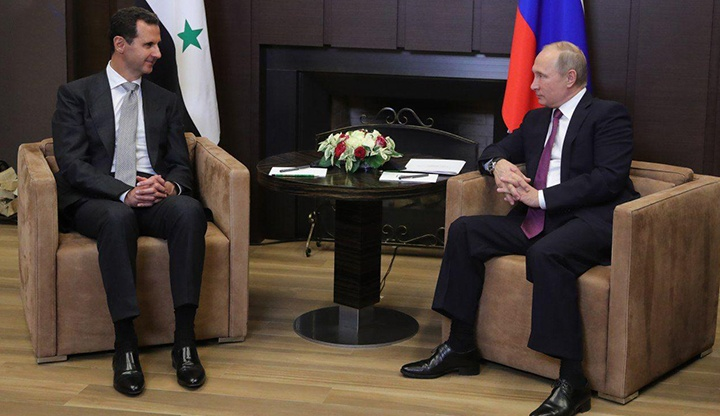 The beginning of the end of the Syrian crisis