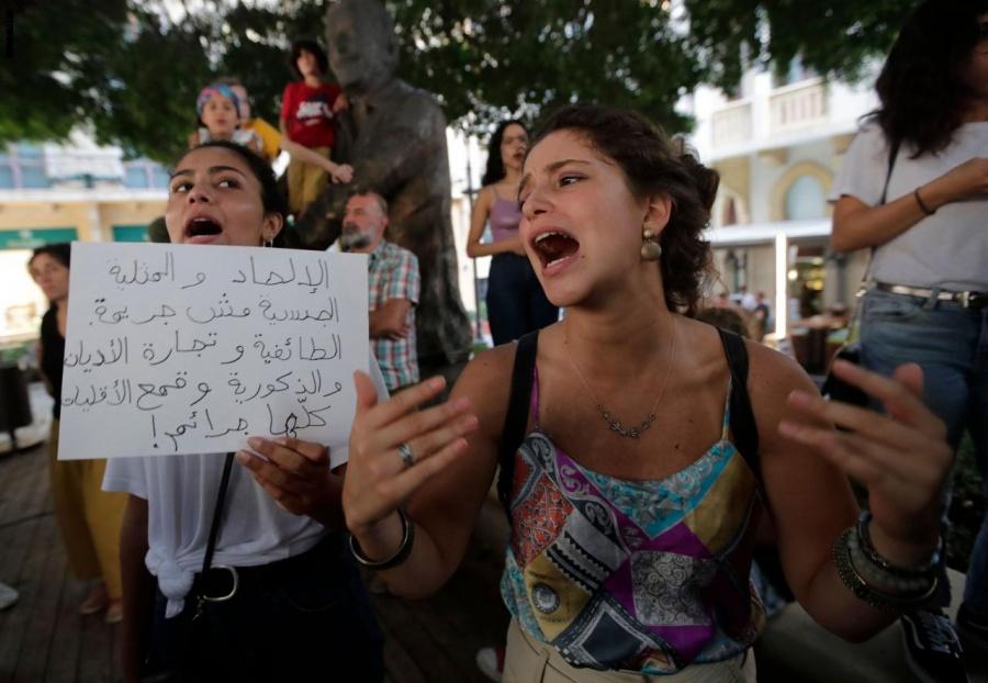 ضحايا جديدة لقمع حرية التعبير في لبنان