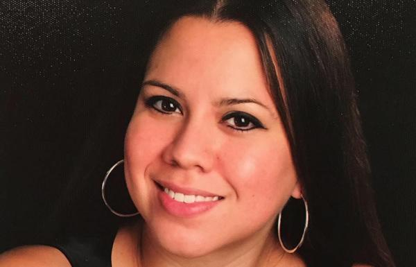 Nicole Willis, Confederated Tribes of Umatilla member