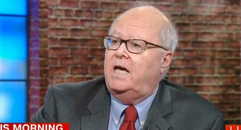 Bill Donohue speaks to CNN (screen grab)