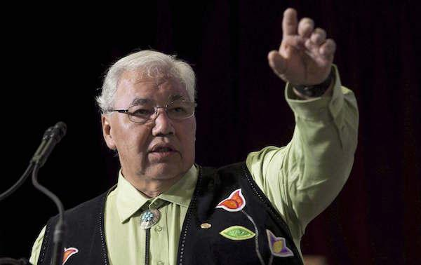 Justice Murray Sinclair, who served as chairman of the Truth and Reconciliation Commission inquiry into residential schools, opened up on the Senate floor about his openly gay daughter in a tribute to victims of the massacre at Pulse nightclub in Orlando. ADRIAN WYLD/CANADIAN PRESS FILES.