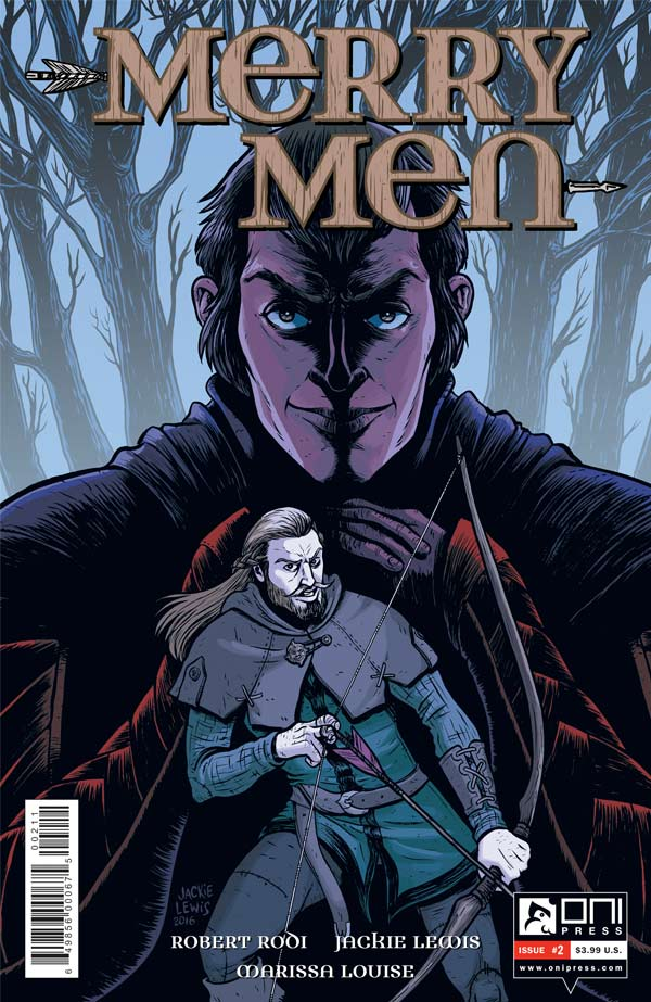 Merry Men cover.