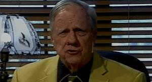 Rev. John Butler Book of Christian Viewpoint Ministry (Photo: Screen capture)