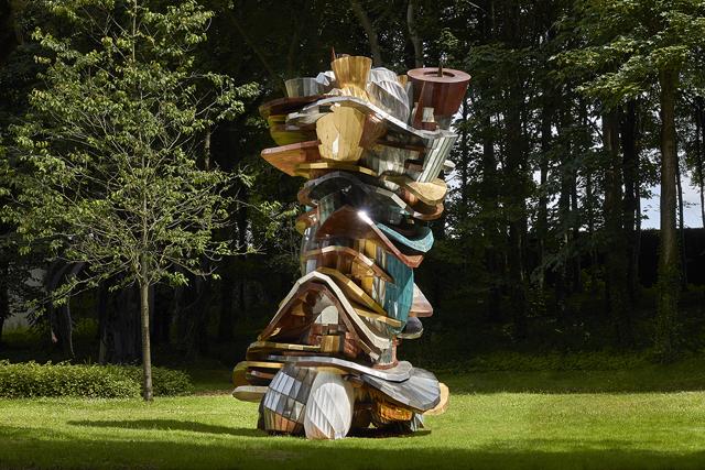 Photo:Barney Hindle©2016 CASS Sculpture Foundation, Wang Yuyang, Identity, 2016.