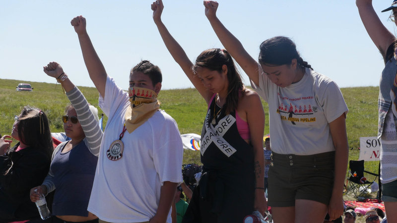 Oceti Sakowin Youth.