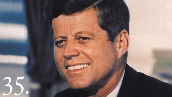 John F. Kennedy. Whitehouse.gov.