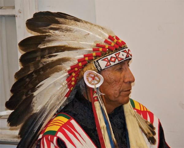 Chief Arvol Looking Horse.