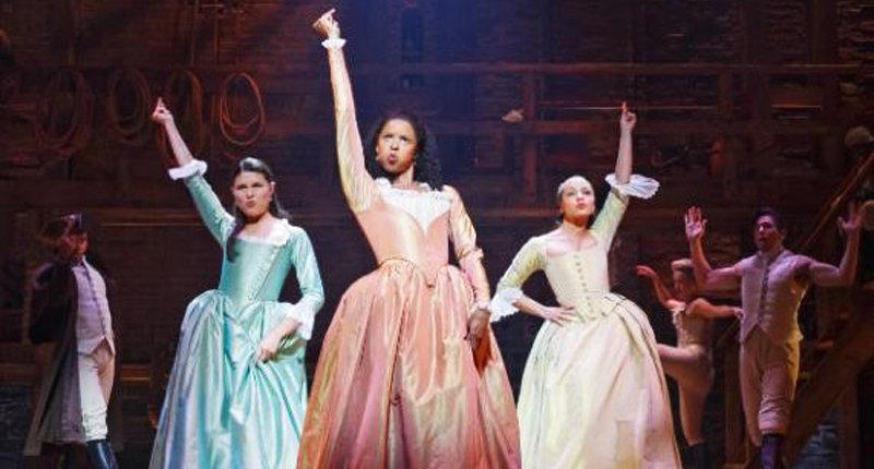Schuyler Sisters -- via Hamilton website.