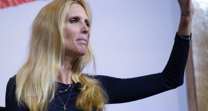 Ann Coulter (Shutterstock)