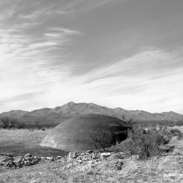 An abandoned U.S. missile base.