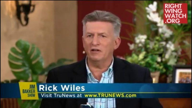 Rick Wiles.