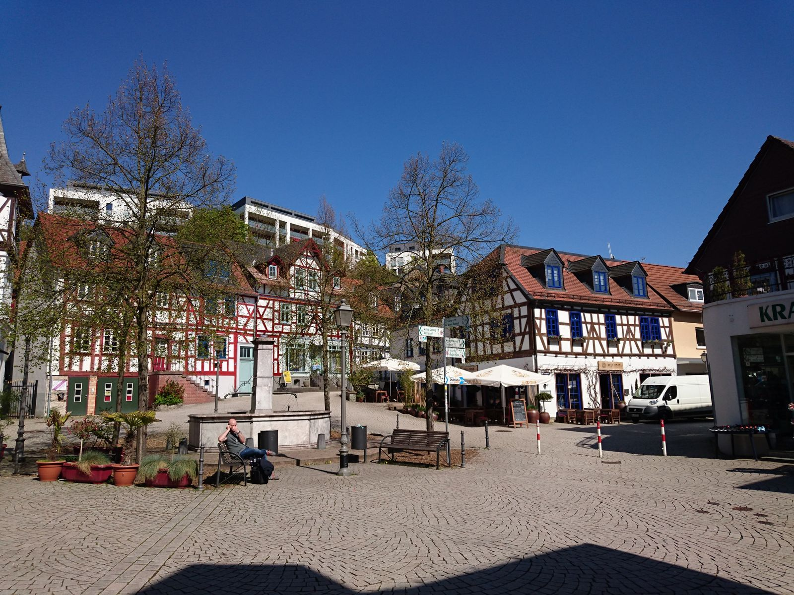 Idstein Town Square