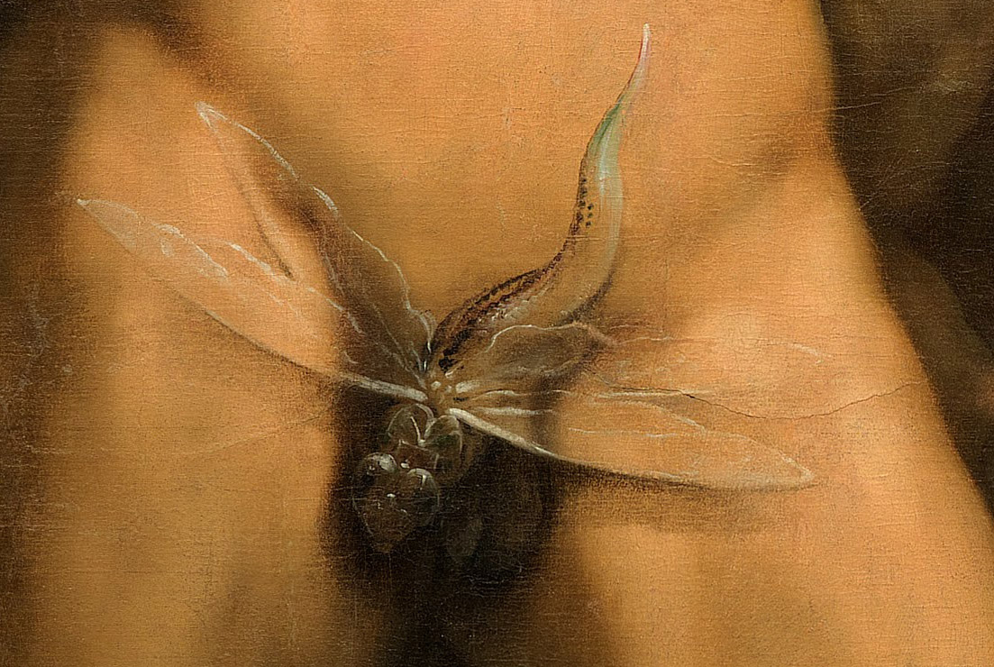 Detail from The Fall of the Titans by Cornelis Cornelisz van Haarlem.