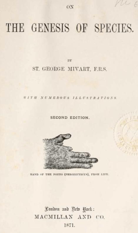 Mivart Cover