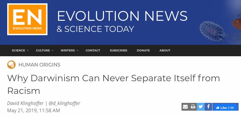 Evolution News & Views screenshot