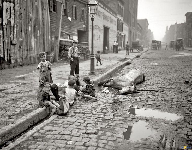 historic photo 1905 new york