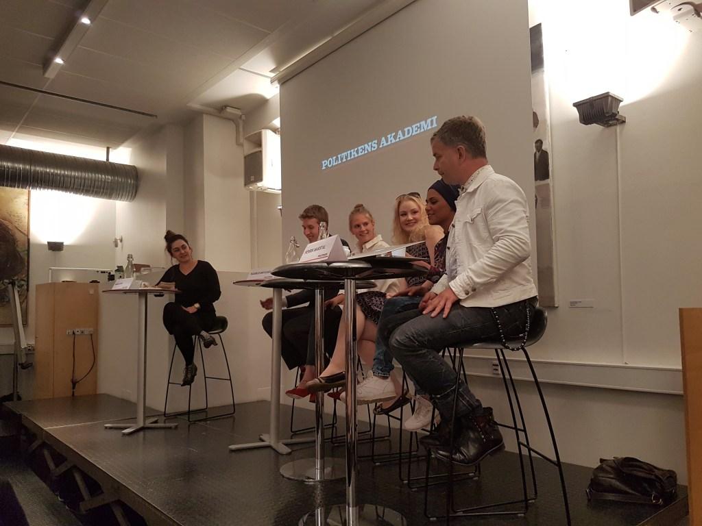 Politikens Akademi feminist debate