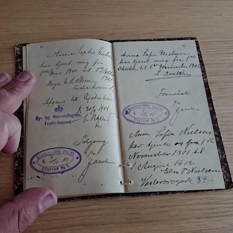 Page in skudsmaalsbog