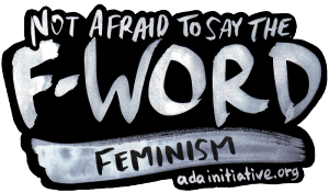 I'm not afraid to say the f-word