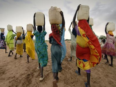 carrying-water