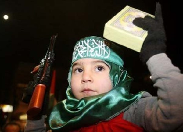 MIDEAST SYRIA PALESTINIAN