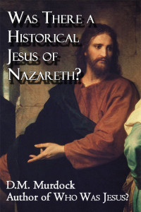 Was there a historical Jesus of Nazareth?