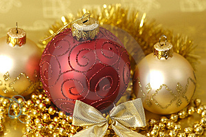 Stock Photography - Christmas decoration