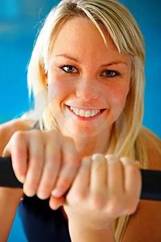 Stock Photos - Sporty girl