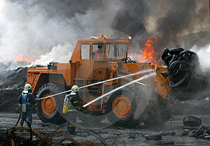 Stock Photos - Firemen