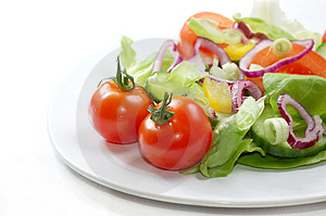 Stock Photography - Salad