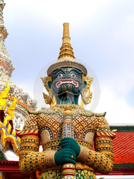 Stock Image - In thai  style 06